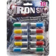 Iron Sky 10 db-os jelzőfény