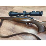 CZ 550 Medium Lux 9,3x62 távcsővel