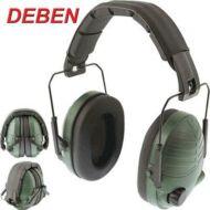 Fülvédő Deben elektromos, sztereo