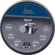 Léglövedék 5,5 H&N Sport (400 db)