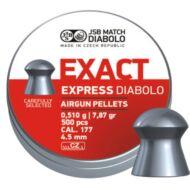 Léglövedék 4,5 JSB Exact Express Diabolo (500 db)