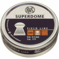 Léglövedék 4,5 RWS Superdome