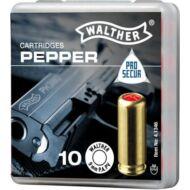 Gáz riasztó lőszer Walther PAK paprika