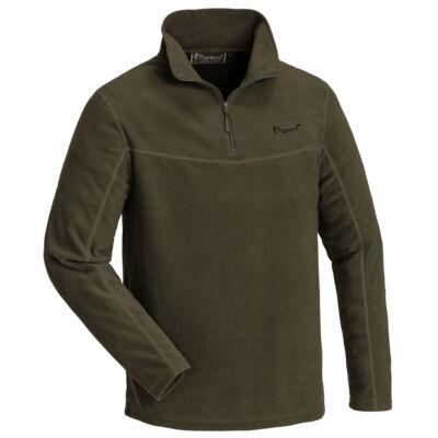 Pinewood Tiveden fleece pulcsi zöld