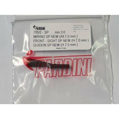 Alkatrész Pardini 705/2 SP első irányzék