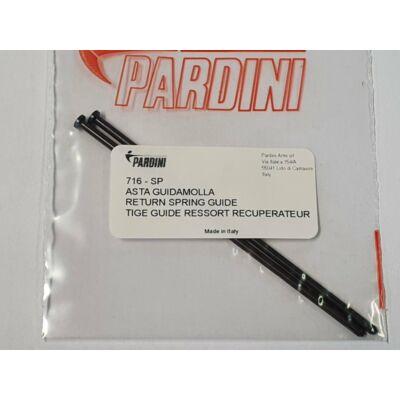 Alkatrész Pardini 716 SP helyretolórugó vezető