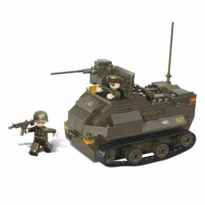 Sluban Army lánctalpas