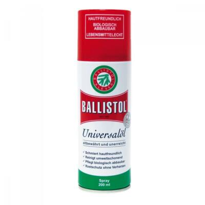 Ballistol fegyverápoló spray 200 ml