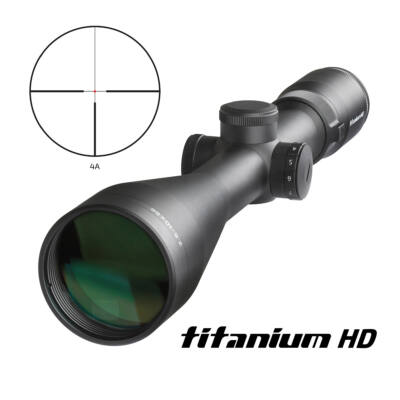 Delta Titanium 2,5-10x56 HD