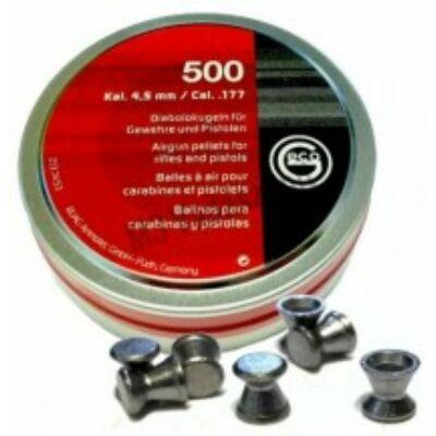 Léglövedék 4,5 Geco Diabolo (500 db)