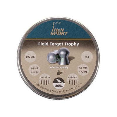 Léglövedék 4,5 H&N Sport Field Target  (300 db)