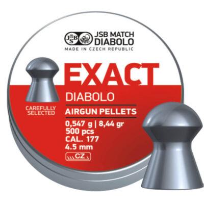 Léglövedék 4,5 JSB Exact  Diabolo (500 db)