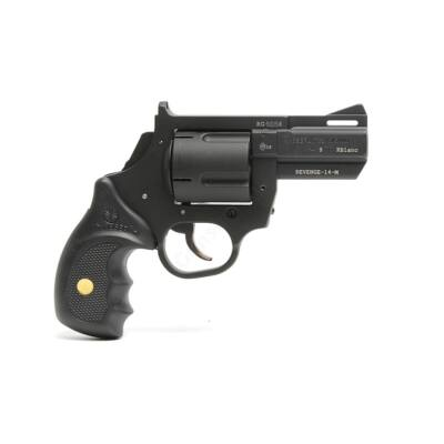 Keserű Revenge gumilövedékes gáz-riasztó fegyver