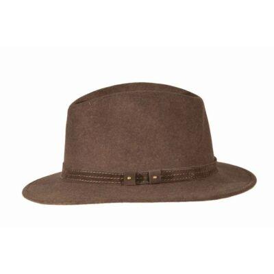 Róma gyűrhető kalap
