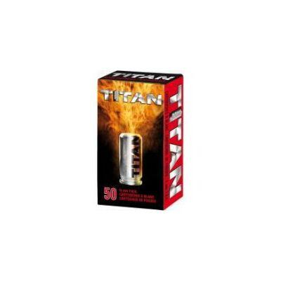 Gáz riasztó lőszer Perfecta Titan 9 mm PAK 75 db