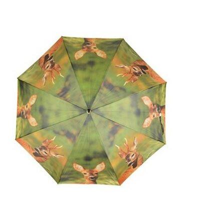 Esernyő őzbak mintával
